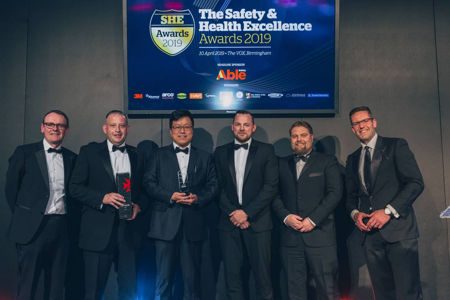 Safety & Health Excellence Awards