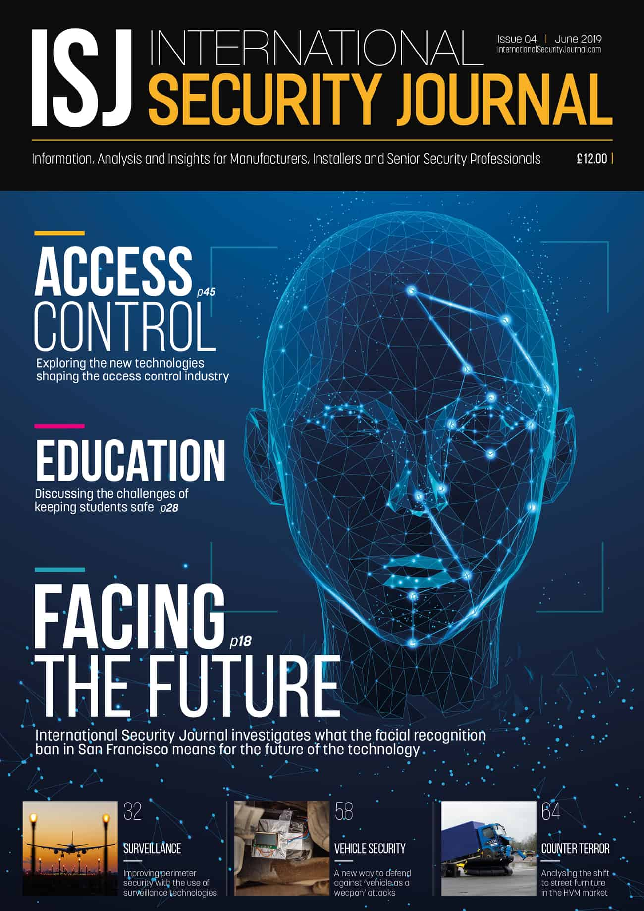 ISJ - June 2019 - Front Cover