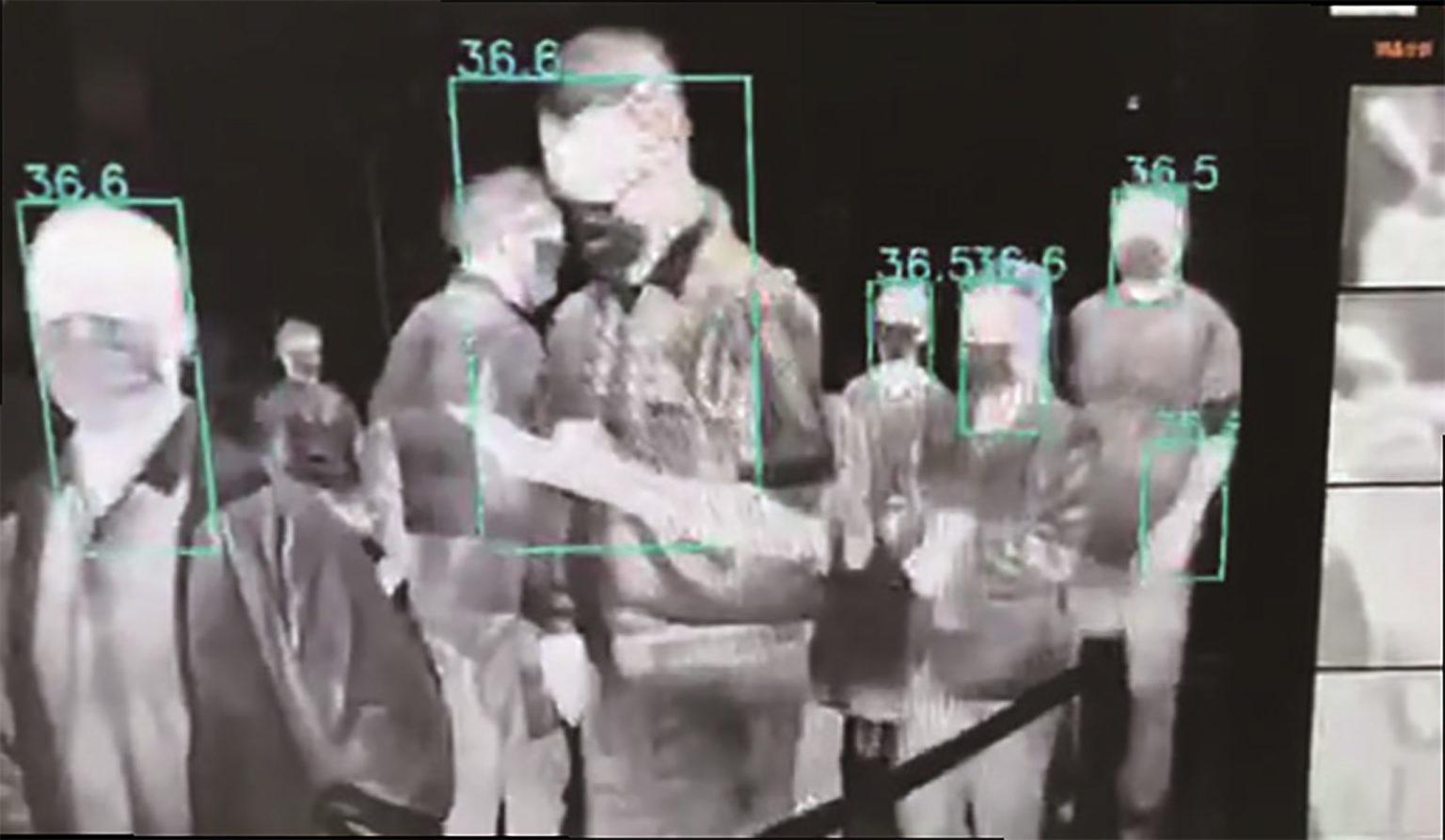 fever scanning