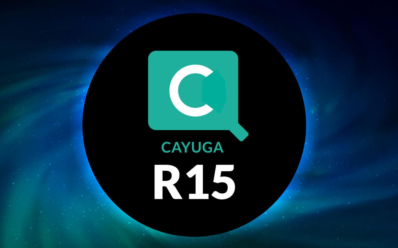 Cayuga R15