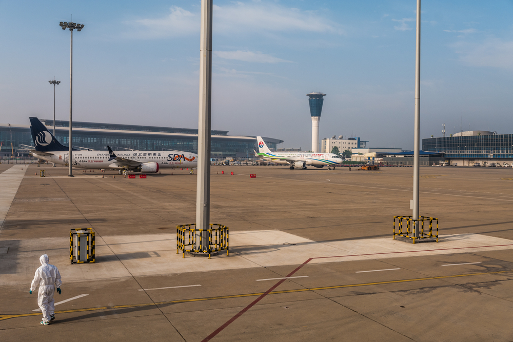 Jinan airport