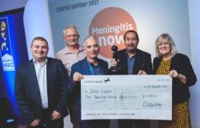 JLA Connect wins Gordon McLanaghan Award at Global MSC 2021