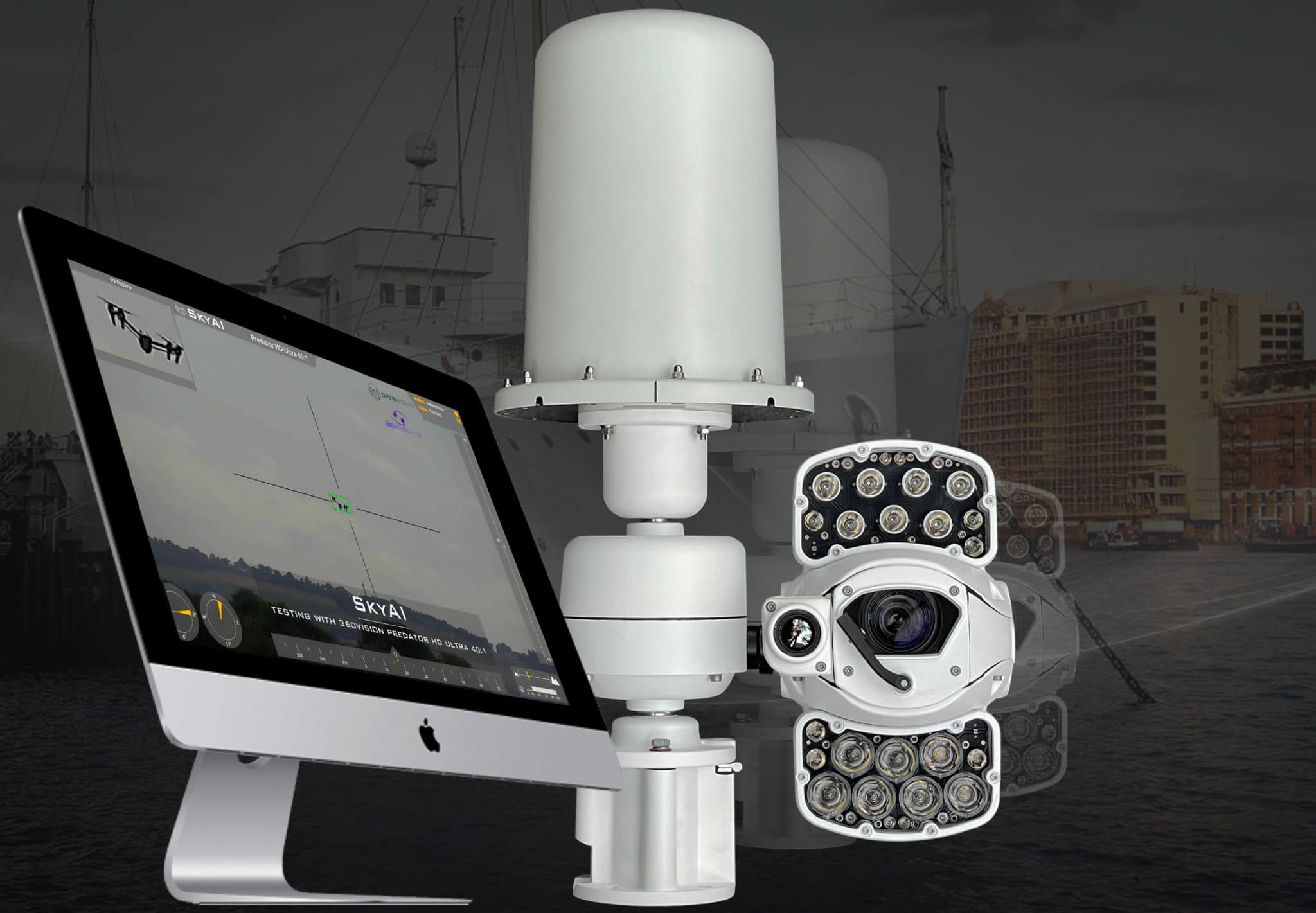 360 Vision Technology to exhibit at 'Integrated CNI Technology Solutions' event