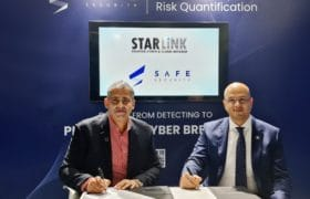 StarLink partners with Safe Security to build a safe digital future