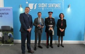 Hertfordshire surveillance company receive Queen's Award for International Trade