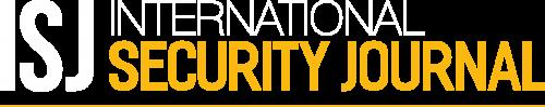 ISJ Full Logo - White ISJ Yellow